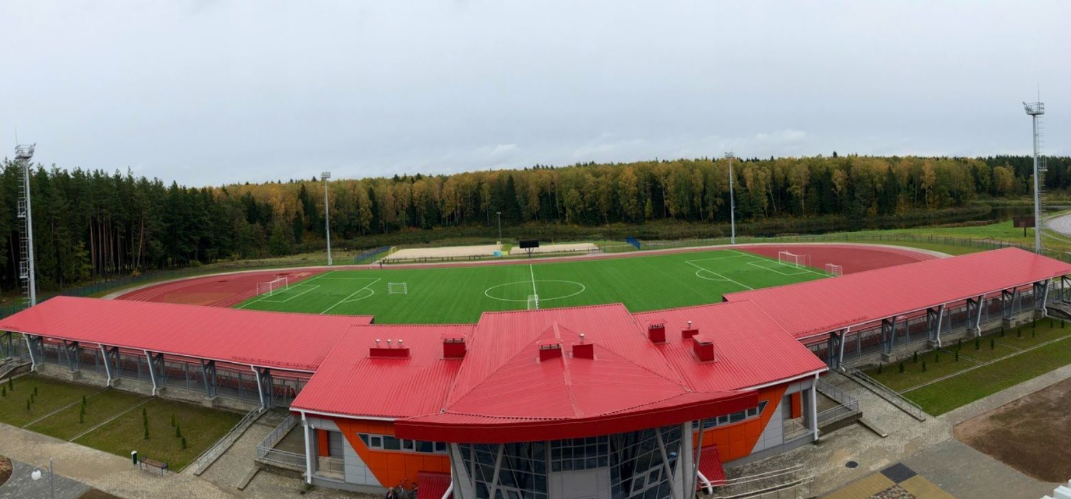 Administrative and sports complex «Stadion»