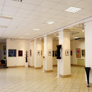 "State Institution ""Grodno Cultural-Entertainment and Exhibition Center"" will start an exhibition dedicated to the celebration of the 50th anniversary of the exhibition hall"
