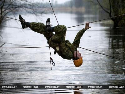 "Tourist Marathon ""Survival School"" will be held near Grodno"