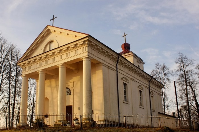 Church of the Holy Apostle Tadeusz