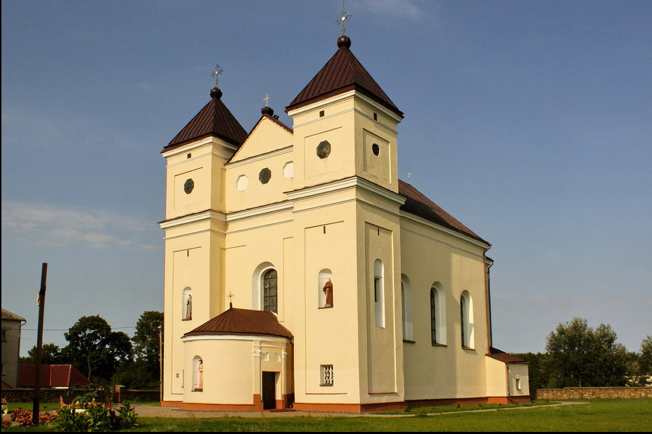 Catholic church of St. Michael the Archangel (2nd category)