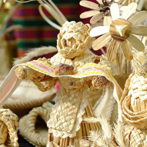 "Trade Fairs of craftsmen and artists of amateur association ""Garadzenskі Kalaryt"""