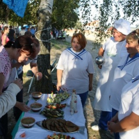 """Championship of Zelva region in fishing with a summer rode and in cooking fish-soup (uha) - 2020""   Zelva reservoir"