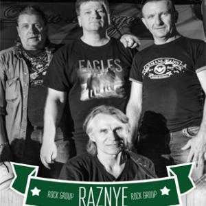 "Rock group ""Raznye"""