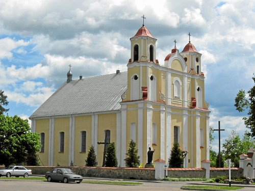 Church of Yana Krestitelya