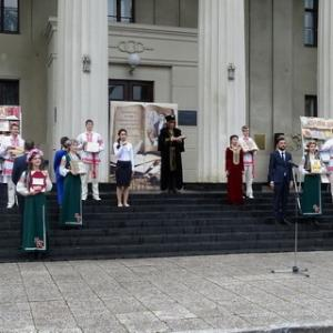 "The 2nd Book Festival ""Book Treasures of Belarus"""