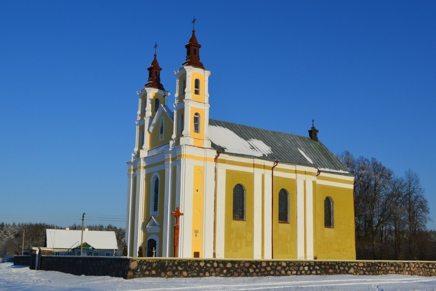 Church of the Ascension of the Holy Cross (2 category)