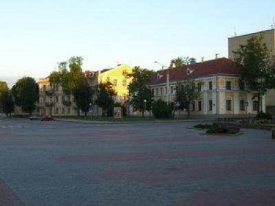 Tyzengauz Square (buildings) (XVIII)