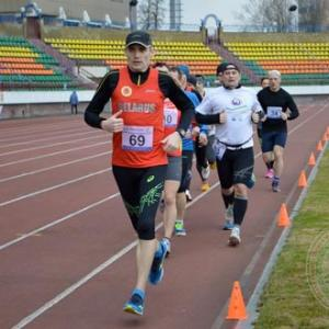 "Open athletics competitions  ""Grodno Spring"""