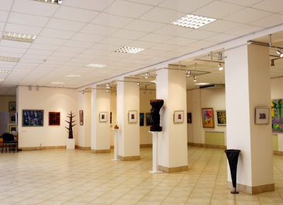 STATE INSTITUTION OF CULTURE «GRODNENSKY EXHIBITION HALL»