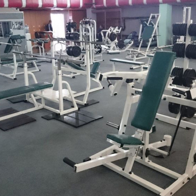 "Gym Fitness Club ""Yuventa"""