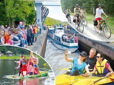 """Marine Festival"" to be held on the Awgustow Canal for the first time"
