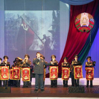 A gala concert dedicated to  Day of the October Revolution