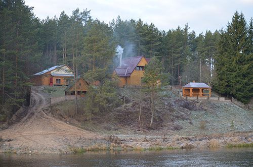 The hunting complex «Na Vilii»
