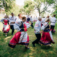 "Folklore Festival ""On the paths of heritage"""