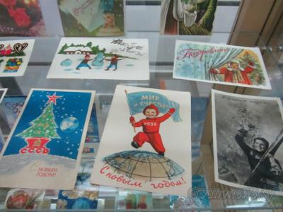 New year retro exhibition opened in Grodno