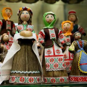 Holiday of the Belarusian doll