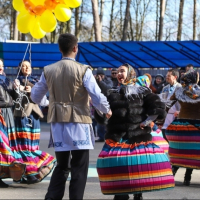 "Cultural and sports celebration ""Сoming Spring-2020"""